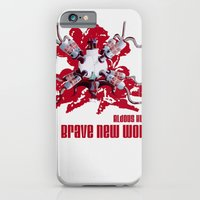 iPhone & iPod Case featuring Brave New World by VerticalSynapse