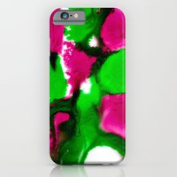 iPhone & iPod Case featuring Spots by MARIA BOZINA - PRINT