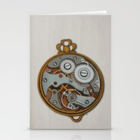Pieces Of Time Stationery Cards