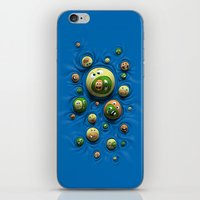 Emoticontagious iPhone & iPod Skin