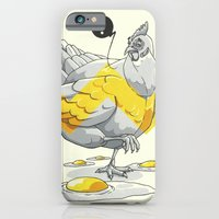 Chicken in the kitchen iPhone 6 Slim Case