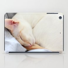 Cat Nap iPad Case