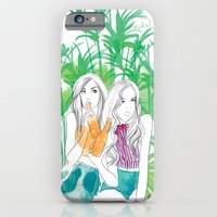 iPhone & iPod Case featuring Tropico by mekel