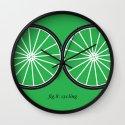 Fig.8: cycling Wall Clock
