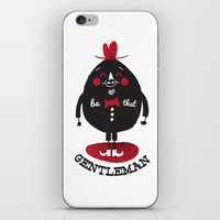 Be That Man iPhone & iPod Skin