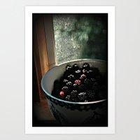 Deliciousness Art Print