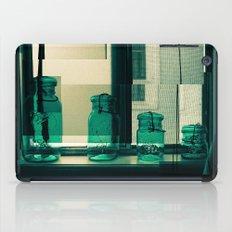 Window Cubism. iPad Case