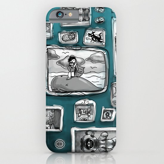 Forever Ancient Moment Immediately Later Yesterday iPhone & iPod Case