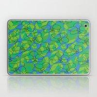 Tropic orchid Laptop & iPad Skin