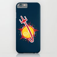 iPhone & iPod Case featuring Great Shot, Kid! by Mike Handy Art