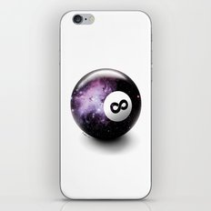 Infinity Shot iPhone & iPod Skin