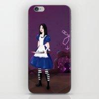 Alice: Madness Returns iPhone & iPod Skin