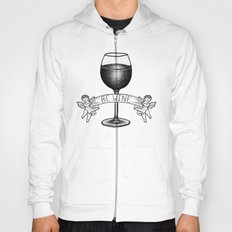 Be Wine Hoody