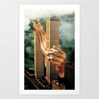 The Invisibles Art Print