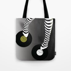 Minimal Music Minimal Fashion Tote Bag