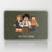 The Mini Crowd Laptop & iPad Skin