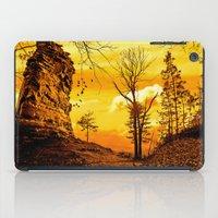 Golden Nature iPad Case
