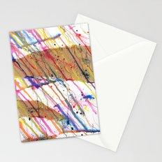 Mood Study (I) - Happy Stationery Cards