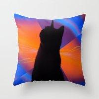 Epurrific- 1 Throw Pillow