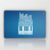 City Of Amp Laptop & iPad Skin