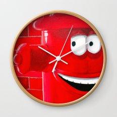 Right Back Wall Clock