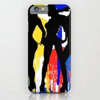 Girls, Girls, Girls iPhone 6 Slim Case