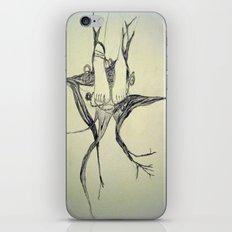 Time & Lockets iPhone & iPod Skin