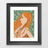 Eve (Saturday's Child) Framed Art Print