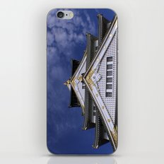 Osaka Castle iPhone & iPod Skin