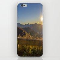 Sunrise On The Blue Ridg… iPhone & iPod Skin