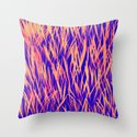 GLEAMING- CORAL REEF Throw Pillow
