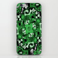 Summer Relief iPhone & iPod Skin