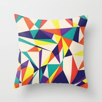 Love Games Throw Pillow