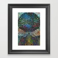 Tree Of Life 2 - The Sac… Framed Art Print