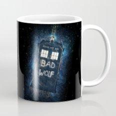 Bad Wolf TARDIS Mug
