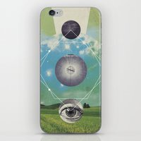 UNIVERSOS PARALELOS 006 iPhone & iPod Skin