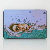 Floating On By iPad Case