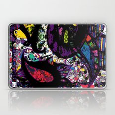 Paisley Chaos Laptop & iPad Skin