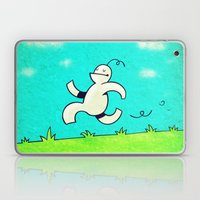 Running... Laptop & iPad Skin
