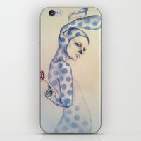 Mine iPhone & iPod Skin