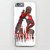 Hawkeye Print iPhone 6 Slim Case