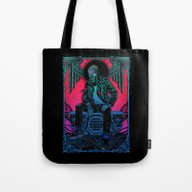 The Ghost Of Dead Motor … Tote Bag