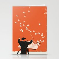 Managing Change Stationery Cards