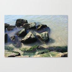 Endless Summer Beach  Canvas Print