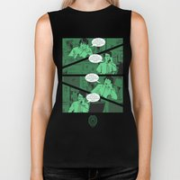 Have You Tried Turning It Off And On Again? Biker Tank