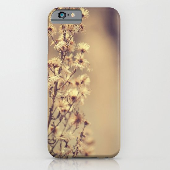 Sunday flowers iPhone & iPod Case