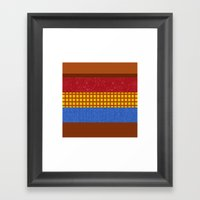 There's A Snake In My Bo… Framed Art Print