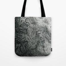 Snowman, art school ed. Tote Bag