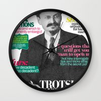 COSMARXPOLITAN, Issue 8 Wall Clock