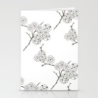 Japanese Trees ( Japan, … Stationery Cards
